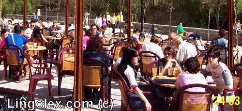 Spanish Teraza Bar
